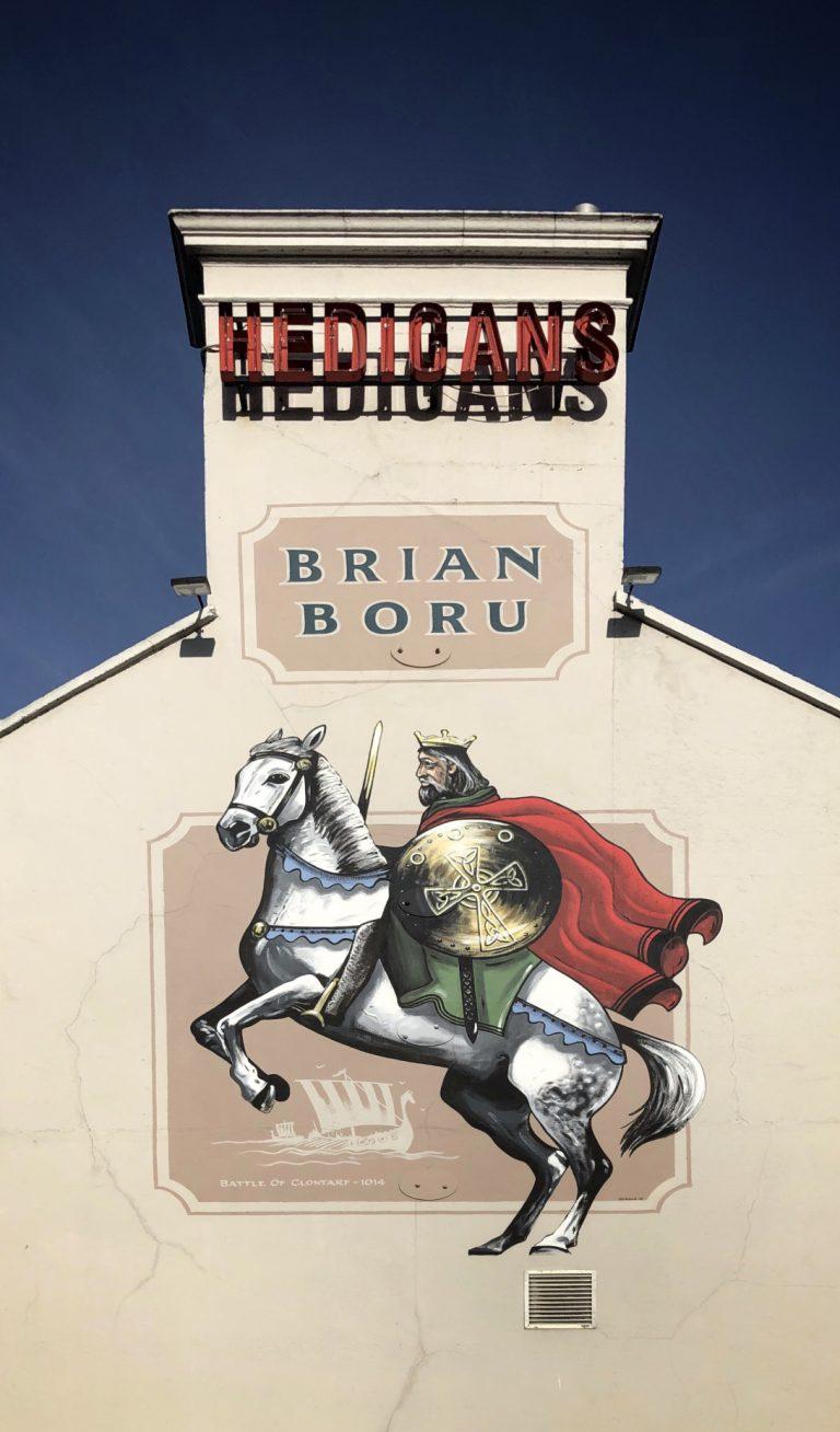 Hedigans, The Brian Boru